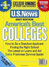 """The rankings produced annually by """"U.S. News & World Report"""" are a perennial best-seller. See more college pictures."""