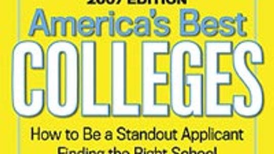 How College Rankings Work