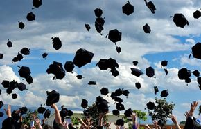Graduation rate is commonly used in calculations of college rankings.