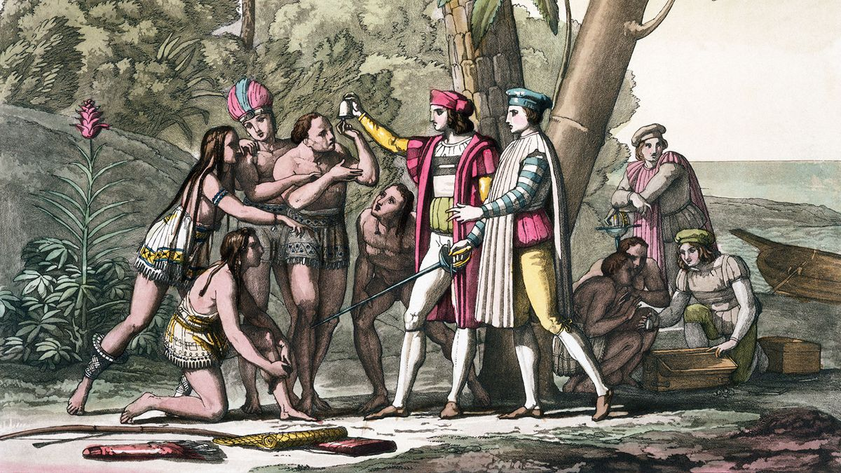 Messy Legacy of Columbus Threatens Columbus Day Holiday