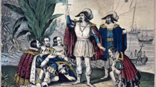 5 Things Christopher Columbus Ate