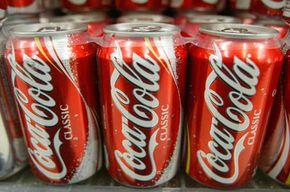 Coca-Cola's original hand-written logo is still used today.