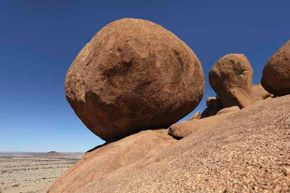 """If you're """"taken for granite"""" that would mean you're mistaken for one of these rocks. Pretty unlikely."""