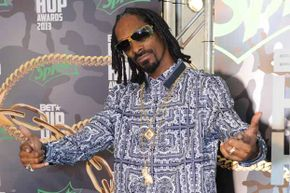 For a lot of people, it's Snoop's world, and we just live in it.