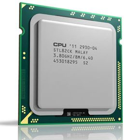 Today's CPUs are tiny, but they're capable of massive, speedy calculations.