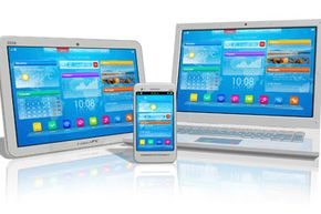 While laptops, tablets and smartphones all have different form factors, their internal components are quite similar.