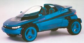 The Ford Splash spoke of fun in the sun, but is an example of a concept car that stayed in the dream world, never really influencing showroom models.