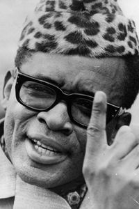 Mobutu Sese Seko held power in the Democratic Republic of the Congo for decades using violence, threats and corruption to maintain control.