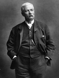 Henry Stanley, the determined explorer who sailed the full length of the Congo River