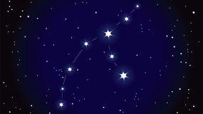The constellation Perseus