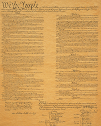 Since its ratification, the Constitution has remained a trail-blazing, dynamic document.