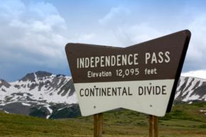 To the hearty few who attempt it each year, the Continental Divide Trail (CDT) is a challenge to be met and conquered. See more national park pictures.