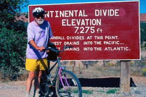 In 2009, the U.S. Forestry Service decided to open parts of the Continental Divide Trail to mountain bikers.