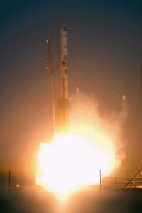 COSMIC was launched on April 14, 2006 from Vandenberg Air Force Base in California.