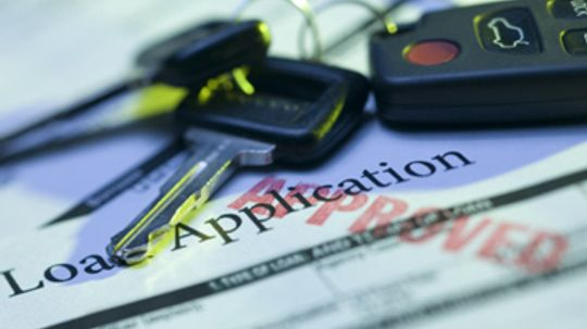 What is the actual cost of a standard car loan?