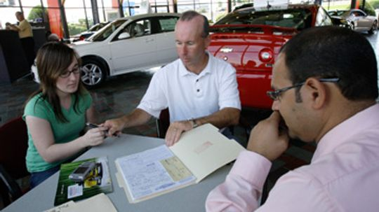 How to Figure Out the Cost of Taxes on Your Car