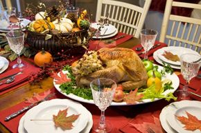 Thanksgiving dinner isn't as expensive as you would think. See more Thanksgiving turkey pictures.