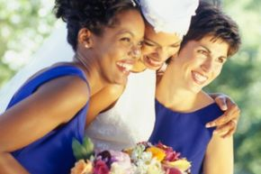 Being a bridesmaid is an honor and a special opportunity to share an important day in a friend's or relative's life. See more pictures of bridesmaid dresses.