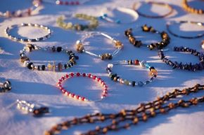 The cheap jewelry for sale at a local festival or shop might be cute, but it also might not have the highest-quality finishes.