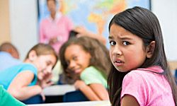 Bullying involves more than physical acts like shoving and punching.