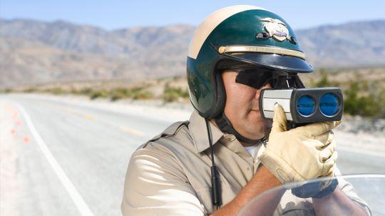 Do police really have speeding ticket quotas?