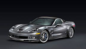 The ZR1 is designed to take on the world's best cars.