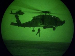FLIR relies on infrared technology like that used for night vision in military applications.