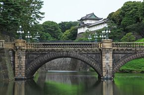 The Imperial Palace in Tokyo: Worth a whole lot of yen.