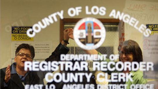 What does a county clerk do?