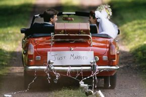 If you add a little practical discussion about finances into the engagement period, you can drive off into your newlywed year with peace of mind.