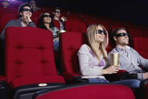 Was your shared love of movies part of what brought you together? Make a plan for how often you'll go to the theater as a couple and how much you'll spend there.