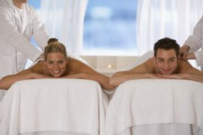 Spice up your romance with a couples massage.