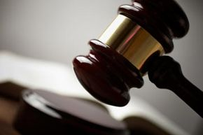 Do people expect to see gavels flying left and right because of courtroom dramas?
