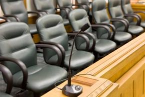 Jurors might expect to see lots of incriminating evidence, although that's not usually how things go in the courtroom.