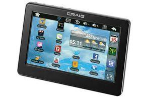 Craig Electronics markets a range of tablets -- 10 according to its Web site and many for less than $100.