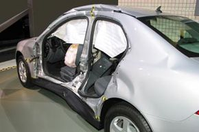 Although it may be strange to think about, using cadavers in crash tests gives researchers useful data that might save lives.