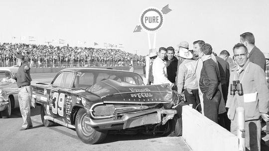 10 Crashes That Changed Motor Sports Forever