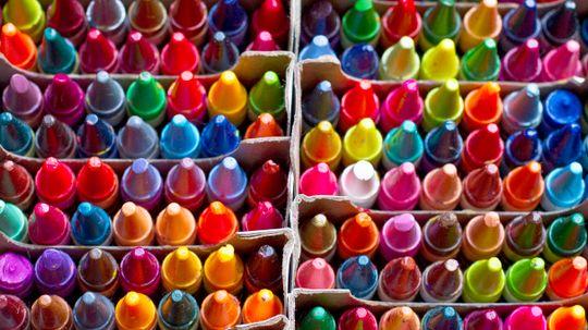 How Crayons Work