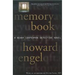 Howard Engel wrote this book after he suffered a stroke that left his brain incapable of reading English.