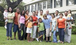 Clarifying what is important, such as family, can help create a more meaningful life.