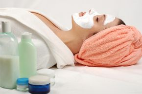 Look for face creams that include proven, active ingredients, like retinoids. See more getting beautiful skin pictures.