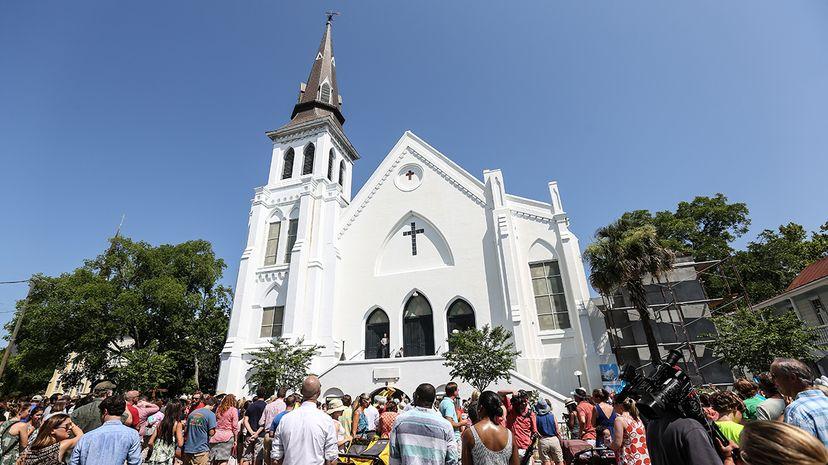 Mother Emanual church Charleston Emanuel AME Church