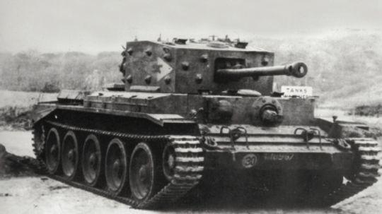 Cromwell A-27M Infantry Tank