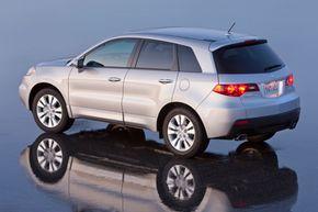The 2011 Acura RDX
