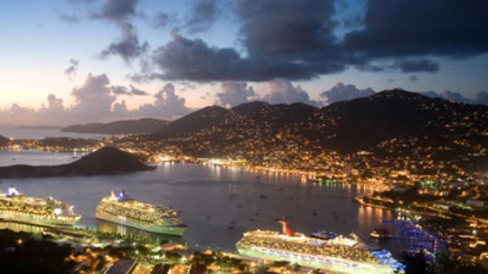 If I'm on a cruise ship, what laws do I have to adhere to?