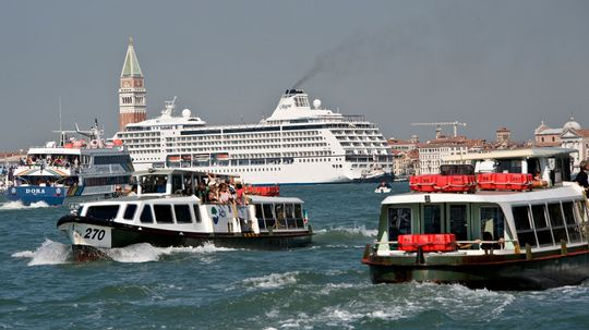 COVID-19 or Not, Many Port Cities Want to Ban Cruise Ships