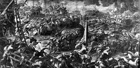 The Battle of Zadar in 1202