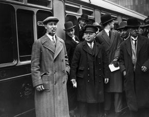 F. A. Mitchell-Hedges leaves for Central America to excavate the Mayan city of Lubaatun on January 6, 1926.