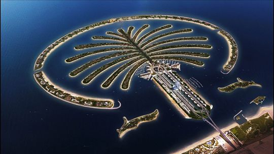 What Happened to Palm Jumeirah and Dubai's Other Man-made Islands?