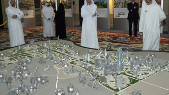 How Dubailand Works